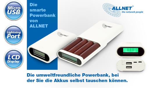 ALLNET Powerline