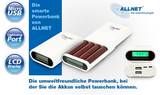 ALLNET Powerline