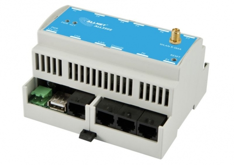 ALLNET IP Homeautomation Appliance für Hutschiene (ALL3505)