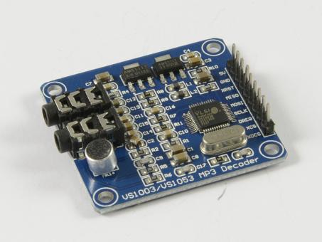 4duino Audio-Modul VS1003B