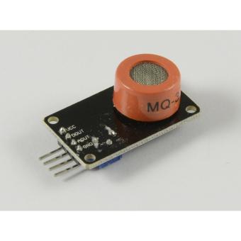 4duino Sensor Gas Methanol, Rauch