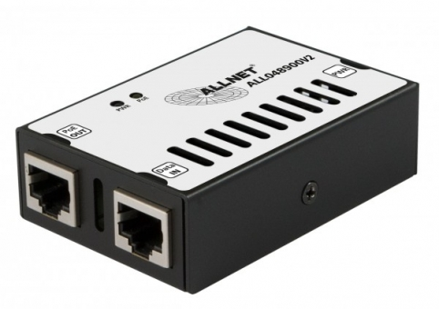 ALLNET Power over Ethernet Injektor AT++ 90W (ALL048900V2)