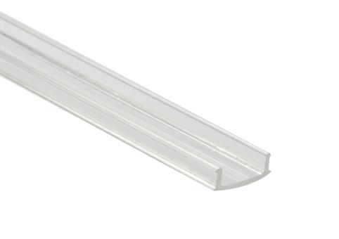 Synergy 21 durchsichtiger Diffusor für LED U-Profil ALU017-R