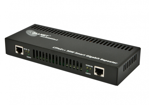 ALLNET PoE Repeater Gigabit AT++/LTPoE 90W ALL048600v2