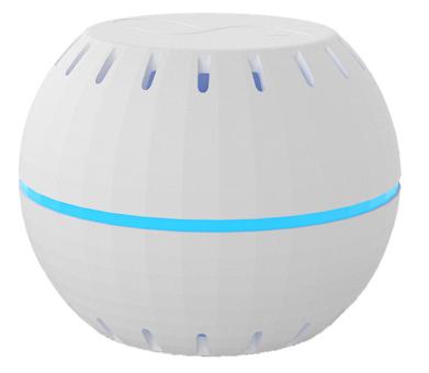 Shelly · H&T · Weiß · WiFi Temperatur & Feuchtigkeits Sensor