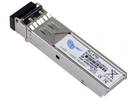 ALLNET Universal miniGBIC SX Modul mit LC-Anschluss (ALL4750)