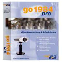 LOGIWARE Software Videoüberwachungssoftware go1984 pro v.3