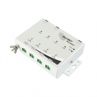 ALLNET Relaismodul 4 Port 250V / 10A (ALL4427)