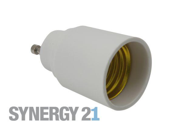 Allnet shop synergy led adapter für led leuchtmittel gu