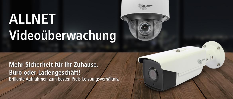 Allnet Videoüberwachung