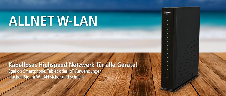 Allnet WLan