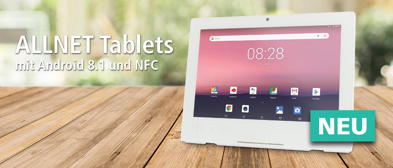 Allnet Tablets